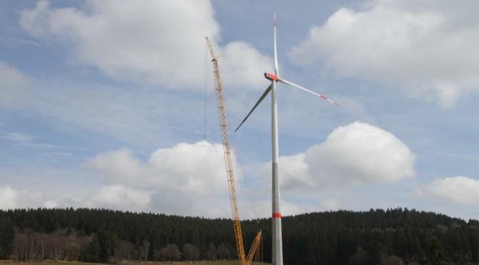 Windkraftprofiteure aus Serkenrode stellen Bürgerantrag